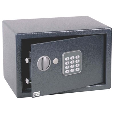 COFRE ELETRONICO SECRET PLUS 250x350x250 MM - GRAF